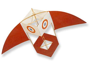 Le Roi des Airs cerf-volant 1910